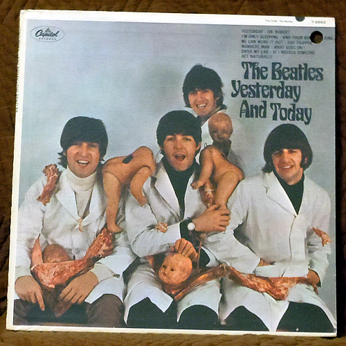the explorers of yesterday and today Yesterday and today, beatles album, beatles history, recording history, album origin, united artists records, american releases, chart history.